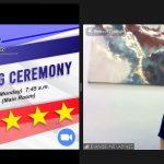 SDO P'que holds first virtual flag rite, confers 'Gawad ng Katapangan' to personnel